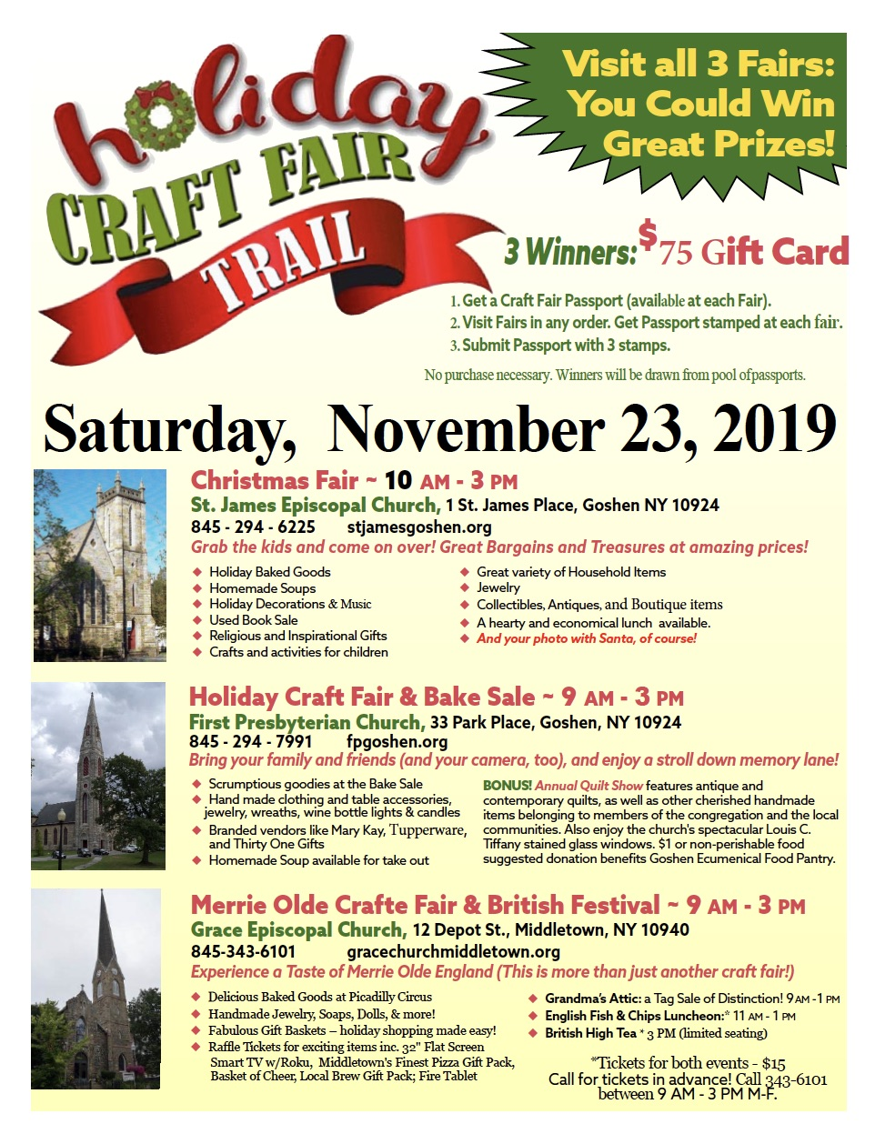 CraftFairTrail